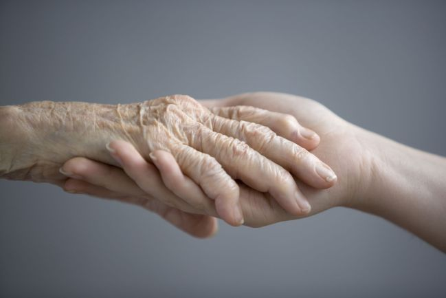 Image from istock: Give Me Your Hand